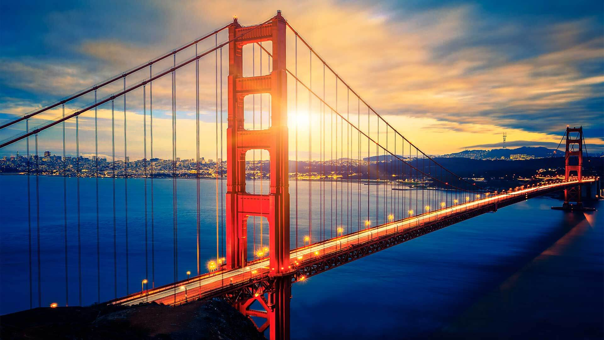 golden gate picture